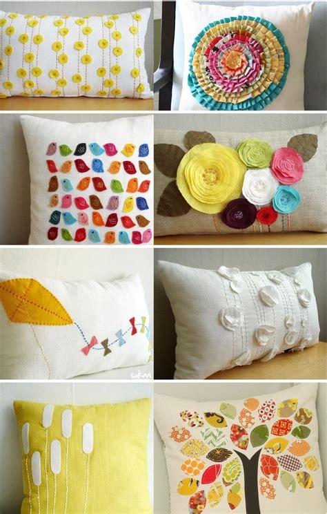 Handmade Pillow Ideas - best 25 handmade pillows ideas on plant