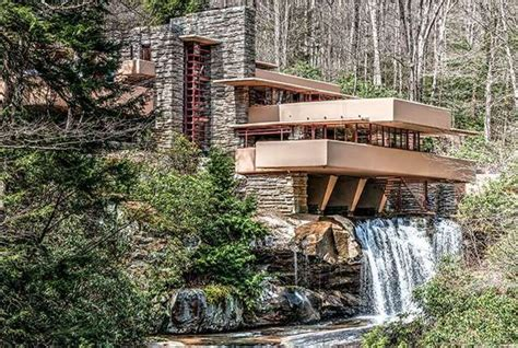 Frank Lloyd Wright Waterfall 12 facts about frank lloyd wright s fallingwater mental