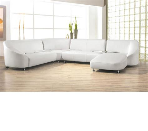 bonded leather sectional sofa dreamfurniture com 2513 modern bonded leather