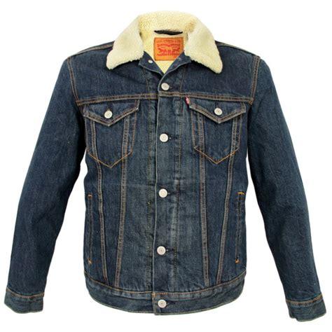 Jaket Levis levis shop sherpa trucker jacket 70598 0025