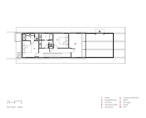 Dogtrot House Plans Modern Gallery Of Nahahum Balance Associates 29