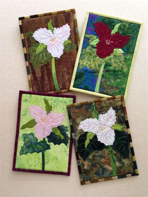 Postcard Quilts by 17 Best Images About Quilts Mini Postcard Atc On