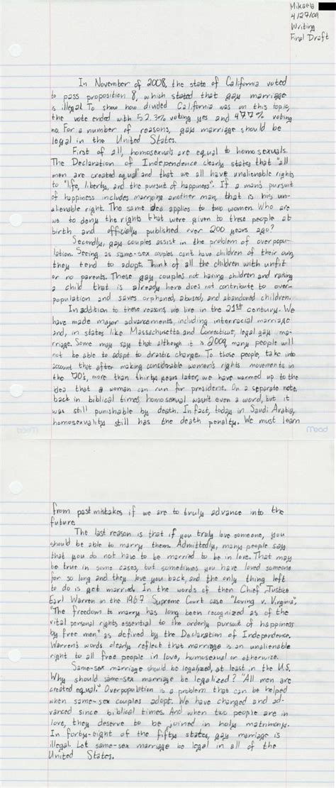 Marriage Persuasive Essay by Persuasive Essay Marriage By Mickyway On Deviantart
