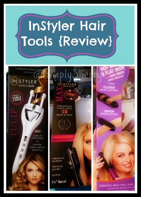 Instyler Hair Styler Reviews by Instyler Hair Tools