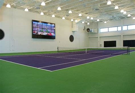 indoor tennis courts indoor tennis court picture of jw marriott marquis miami