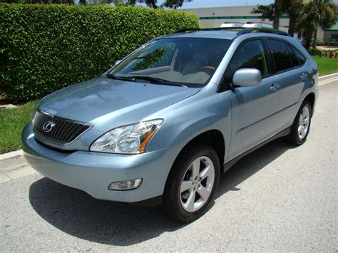 lexus rx 2006 2006 lexus rx 330 information and photos zombiedrive