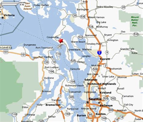 map of whidbey island plytomurli whidbey island map