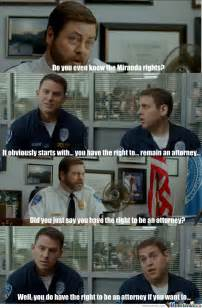 21 Jump Street Memes - 21 jump street miranda rights by tulza meme center