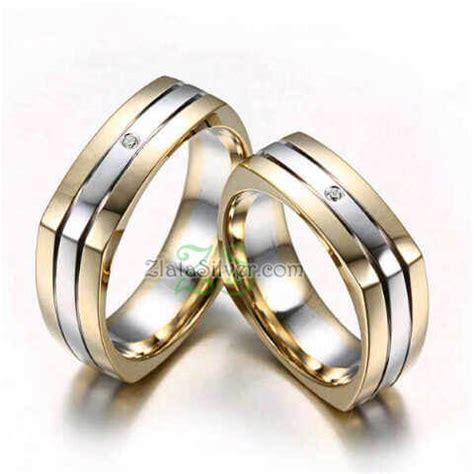 Cincin Kawin Cincin Tunangan Pernikahan Silver Kombinasi Emas 10 gambar model cincin kawin unik terbaru zlata silver