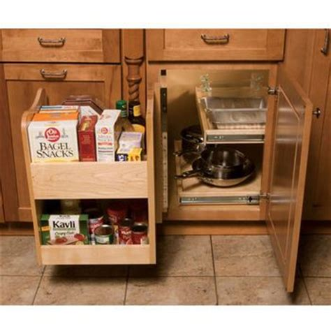 1000 images about blind corner cabinet organization on