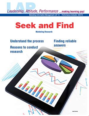 How To Use Mba Research Laps by Mba Research Im 010 Seek And Find Marketing