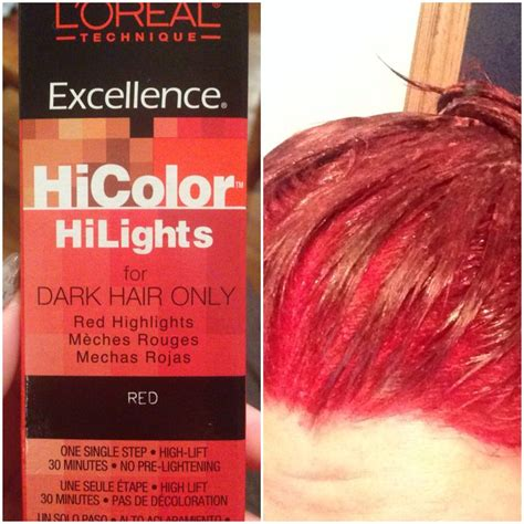 loreal hicolor color chart loreal hicolor hair color www imgkid the image