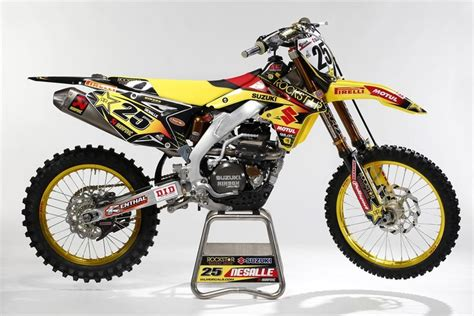 suzuki motocross gear clement desalle rockstar energy suzuki mx1