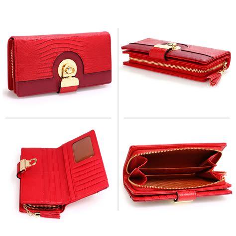 Wallet With Tassel agp1092b twist lock purse wallet with tassel