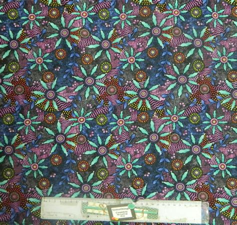 Sewing Patchwork Quilts - patchwork quilting sewing fabric walkabout pink aboriginal