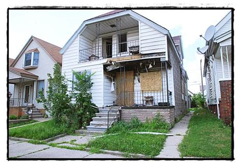 condemned house what s worse than a condemned house try living next to one hamtramck review