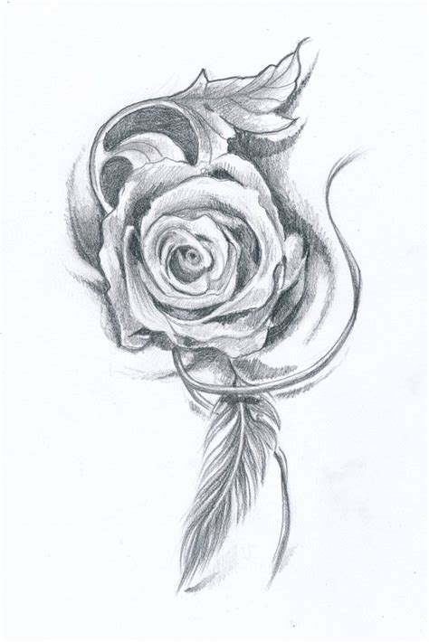 unique rose tattoo designs 69 best images about reference on