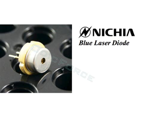 laser diodes shop nichia 3 5w 450nm blue laser diode 9mm ndb7a75 new with tinned pins odicforce