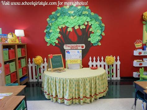Apple Classroom Decorations by Inspirational Classrooms Classroom Inspiration By