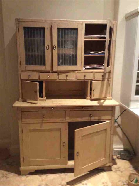 Pantry Cupboard For Sale by Secondhand Vintage And Reclaimed Shabby Chic Furniture