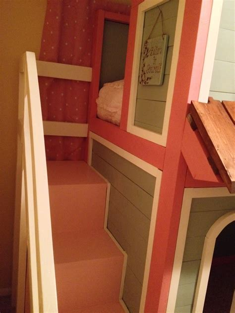 ana white sweet pea bunk bed plans turned   dream
