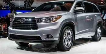 When Will Toyota Sequoia Be Redesigned 2017 Toyota Sequoia Redesign Cars For You