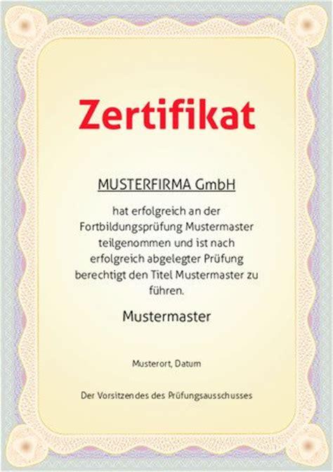 Muster Zertifikat Word Urkunden Generator Urkunden Und Mehr Erstellen