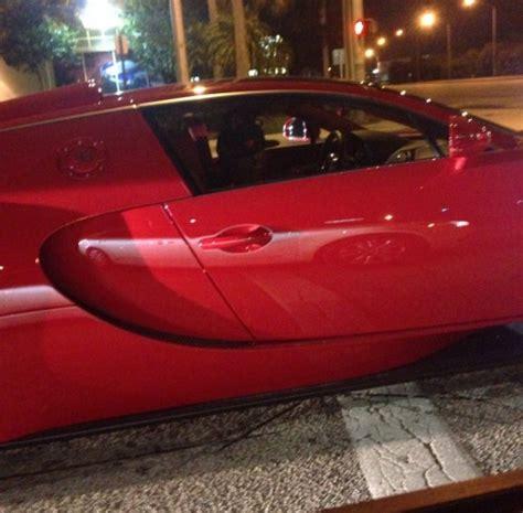 bugatti justin bieber justin bieber driving his 1 9m bugatti veyron in miami