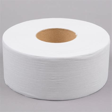 Toilet Paper Diameter by Lavex Janitorial 1 Ply Jumbo Toilet Paper Roll With 9