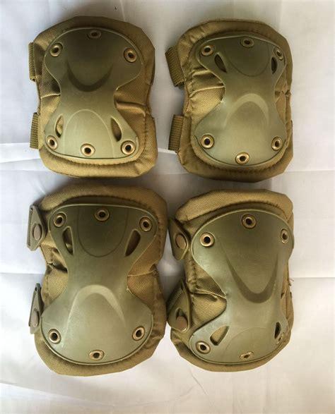 Tactical Kneepad Set kneepad tactical knee pads set combat airsoft