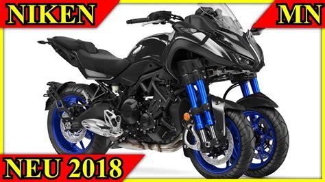 3 Rad Motorrad Gebraucht by Yamaha Niken Die Revolution Des Fahrens 3 R 228 Der 3