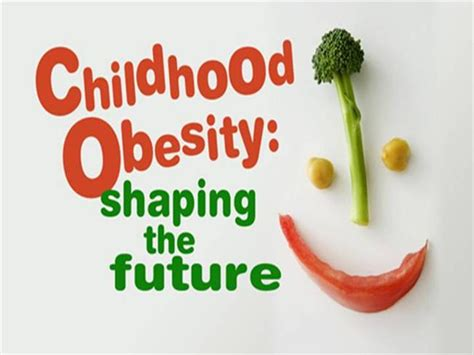 childhood obesity powerpoint templates childhood obesity