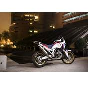 Honda Africa Twin Adventure Sports Concept Previewed  Autoevolution