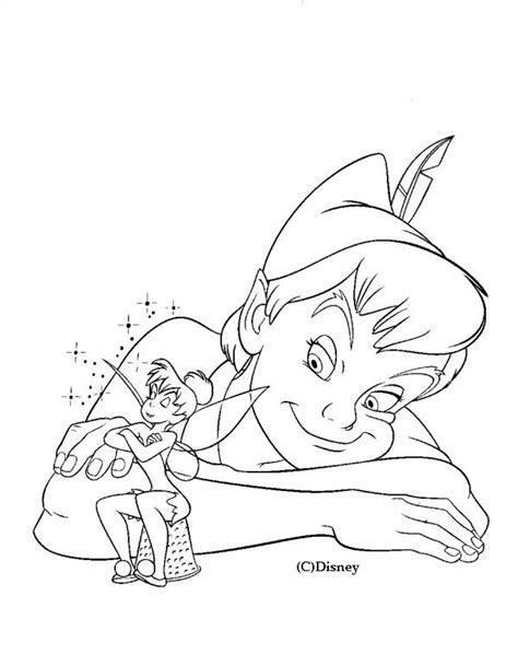Coloriage Gratuit D Images De Peter Pan