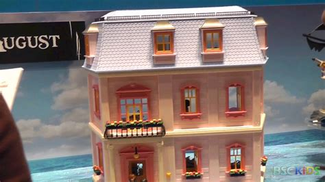 playmobil doll house playmobil deluxe dollhouse youtube