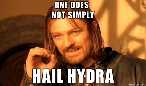 Hail Hydra Meme - hail hydra is the new meme to love or hate huffpost