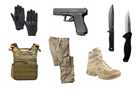strike back tactical gear on the show strike back characters michael stonebridge