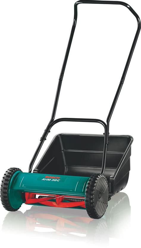 bosch ahm   hand propelled lawnmower departments