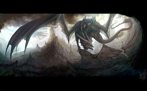 dark dragon dark dragon lord by vireprincess007 on deviantart