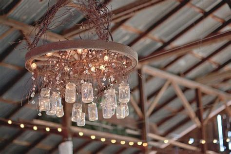 Diy Rustic Chandelier Buy It Or Diy It Jar Chandeliers Onewed