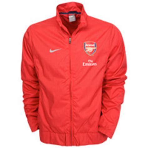 Jaket Silver Arsenal nike jackets