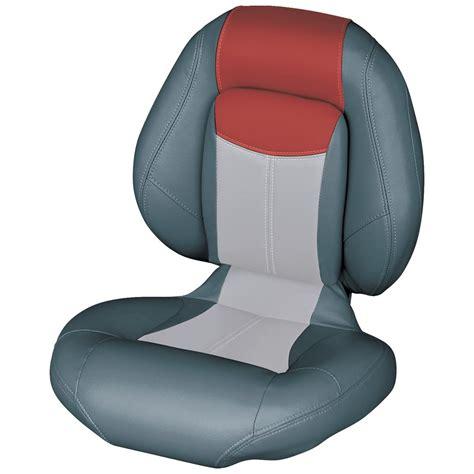 folding seats wise blast series centric 1 folding boat seat 203480