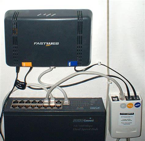 porte modem fastweb utilizzare vodafone station con fastweb d telefonino