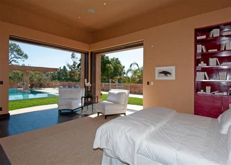 rihanna s bedroom tour rihanna s pacific palisades home celebrity homes hgtv