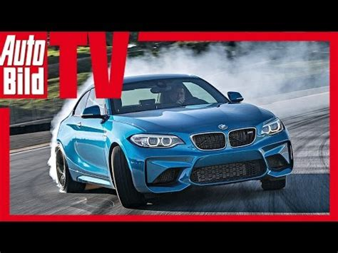 Auto Bild Youtube Channel by Bmw M2 Coup 233 2016 Review Fahrbericht Sound Test