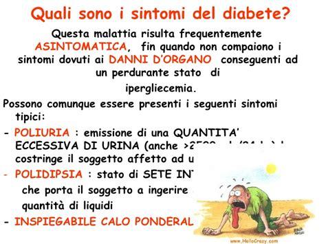 sintomi diabete alimentare diabete