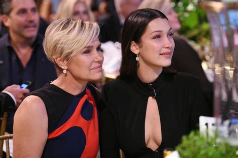 meet bella hadid yolanda fosters other up and coming bella hadid has lyme disease says her mom ny daily news