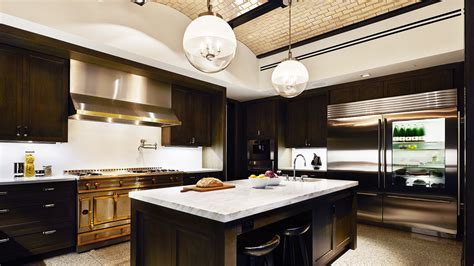 inside ultra luxury kitchens trends among wealthy buyers