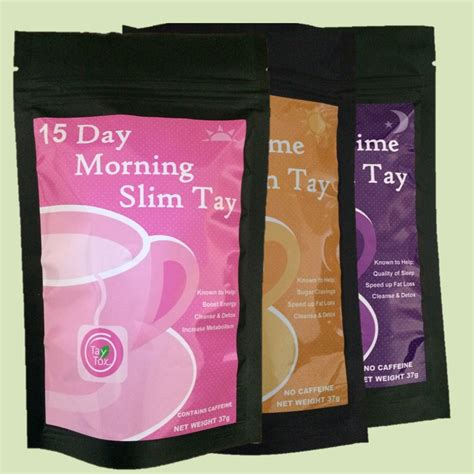 Detox Trio Ingredients by Trio Pack Detox Tea Taytox