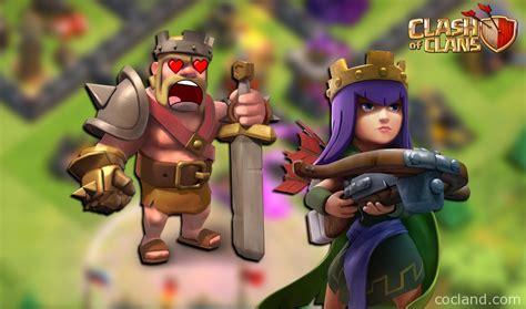 cara meng upgrade heroes barbarian king dan archer efektif androkomp